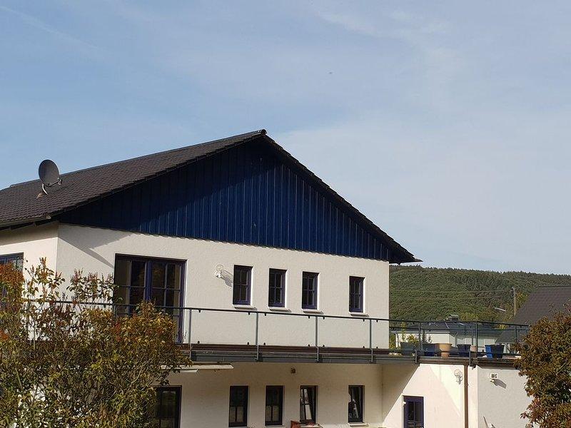 Ferienwohnung Siegaue, alquiler de vacaciones en Bettingen