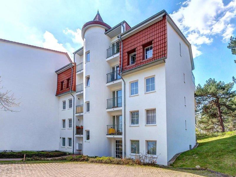 Maxim-Gorki-Straße - Appartement Kranich, Ferienwohnung in Seebad Heringsdorf