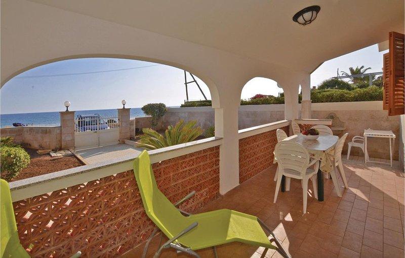 3 Zimmer Unterkunft in Scicli (RG), aluguéis de temporada em Cava d'Aliga