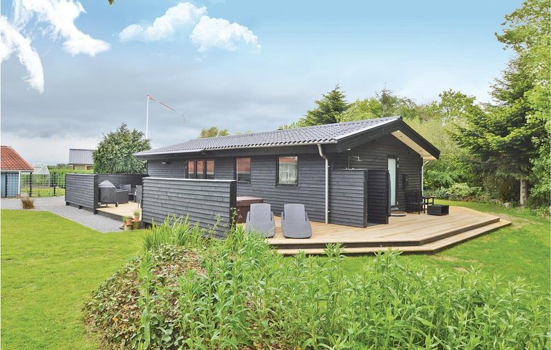4 Zimmer Unterkunft in Haderslev, holiday rental in Genner