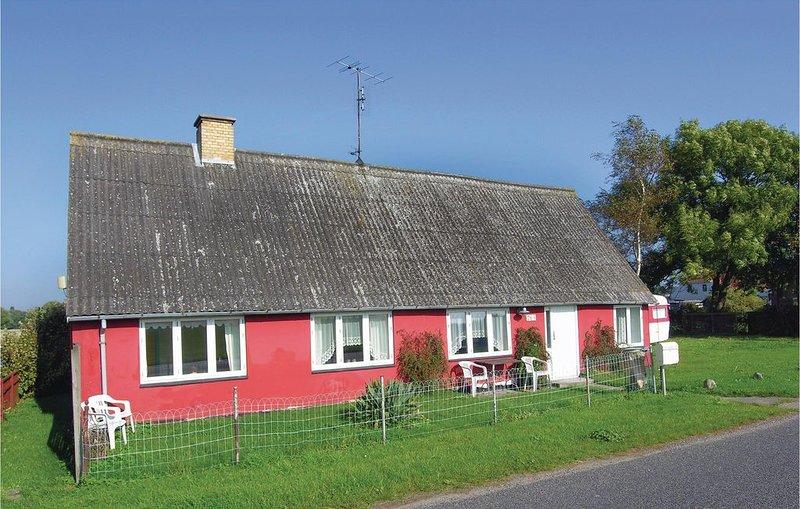 2 Zimmer Unterkunft in Rudkøbing, location de vacances à Langeland