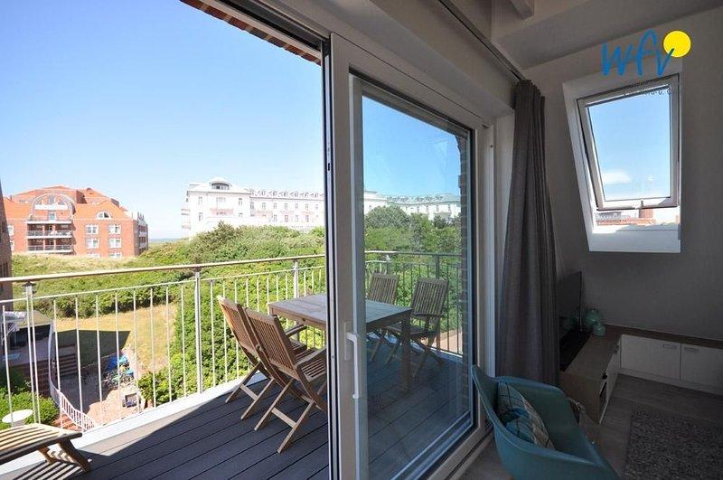 Genießen Sie Ferien auf Juist mit Meerblick!, location de vacances à Norderney