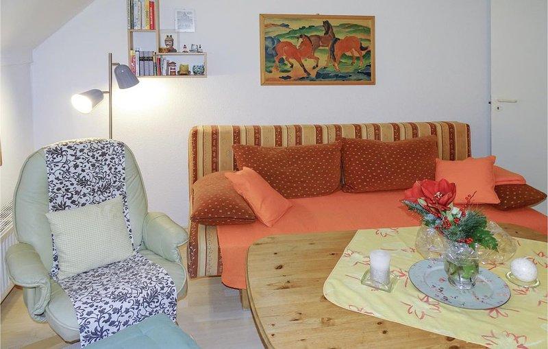 1 Zimmer Unterkunft in Insel Poel/Kirchdorf, location de vacances à Insel Poel