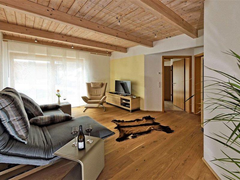 Ferienwohnung 60 qm, 1 Schlafzimmer, Garten, max 3 Personen, vacation rental in Metzingen