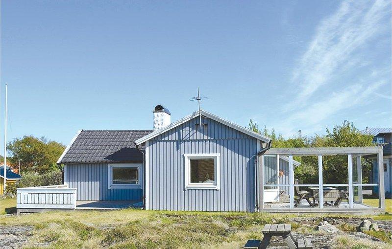 2 Zimmer Unterkunft in Åsa, location de vacances à Tofta