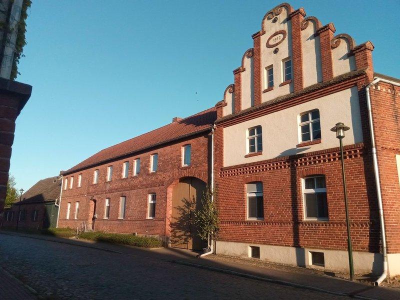 Zimmervermietung Steinfeld, holiday rental in Tangermuende