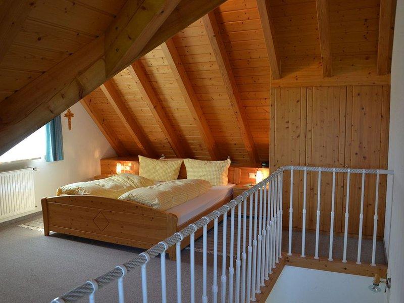 Berghofblick, 50qm, Balkon, 1 Schlafzimmer, 2 Personen, vacation rental in Titisee-Neustadt