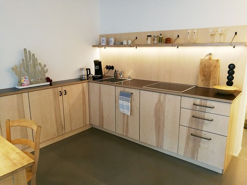SCHÖNES ZENTRALES STUDIO IN DÜSSELDORF, vacation rental in Willich