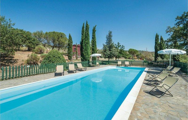 1 Zimmer Unterkunft in Magione (PG), vacation rental in Agello