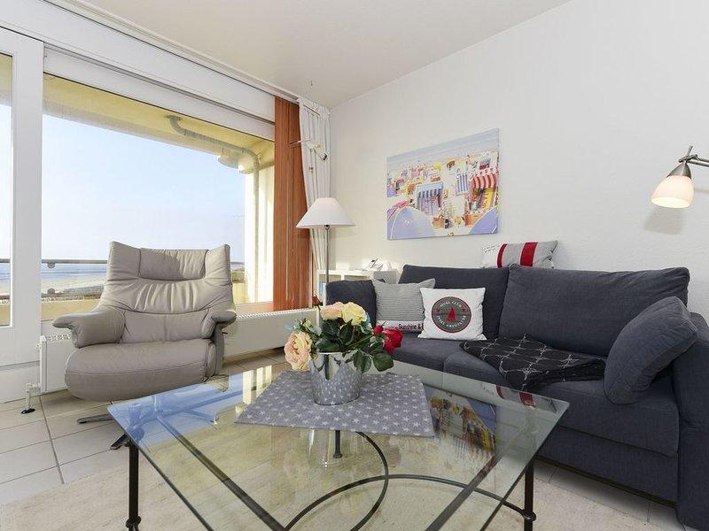 Ferienwohnung/App. für 4 Gäste mit 50m² in Wyk auf Föhr (47473), casa vacanza a Foehr