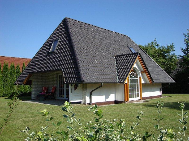 Ferienhaus Dwarslöper (Otterndorf), alquiler vacacional en Neuhaus an der Oste