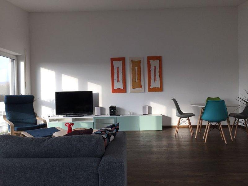 Tolle Wohnung in Schnaittach bei Nürnberg, location de vacances à Gossweinstein