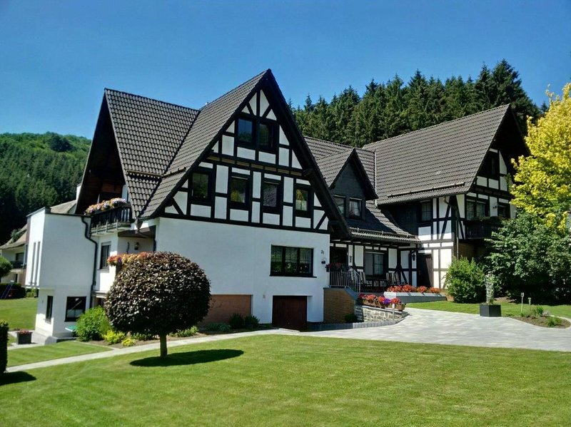 Urlaub im schönen Sauerland, aluguéis de temporada em Niederhelden