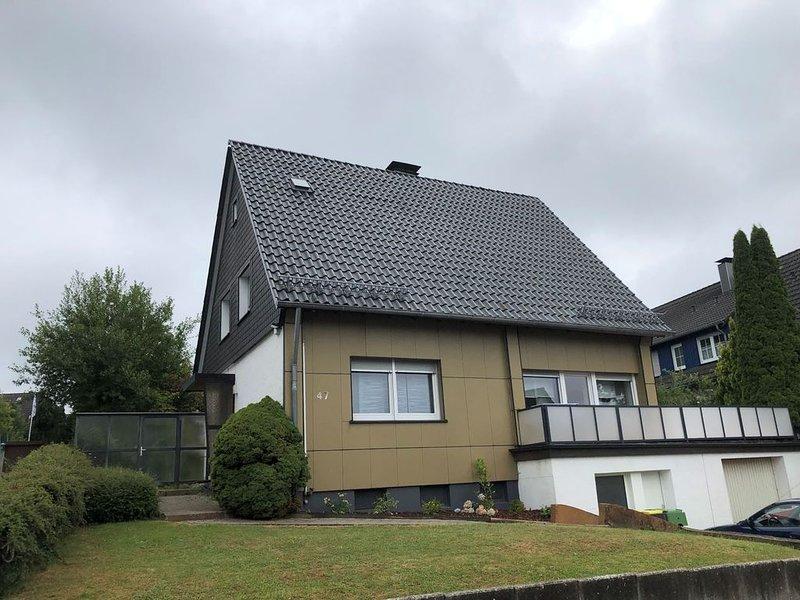 Ferienwohnung in der Stadt und Natur, alquiler de vacaciones en Bettingen