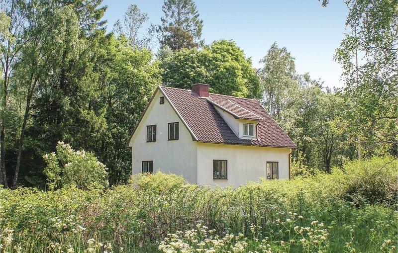3 Zimmer Unterkunft in Lidhult – semesterbostad i Ljungby