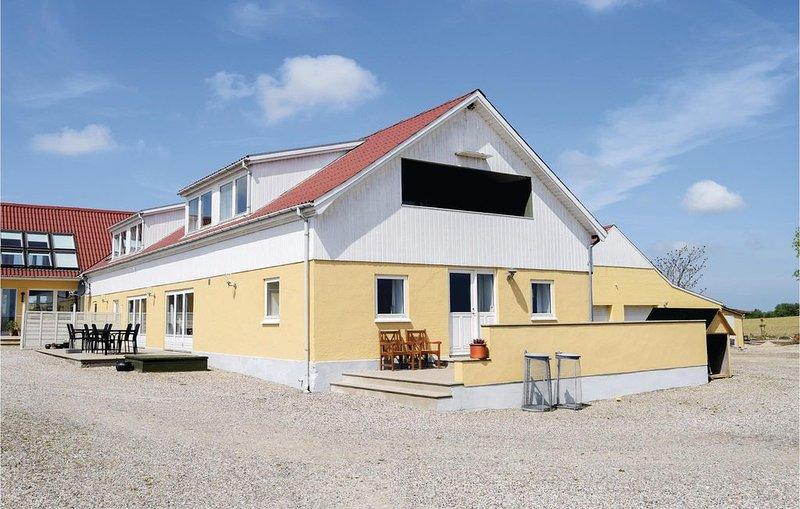 4 Zimmer Unterkunft in Rudkøbing, Ferienwohnung in Marstal