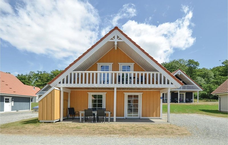 4 Zimmer Unterkunft in Gråsten, location de vacances à Rinkenaes