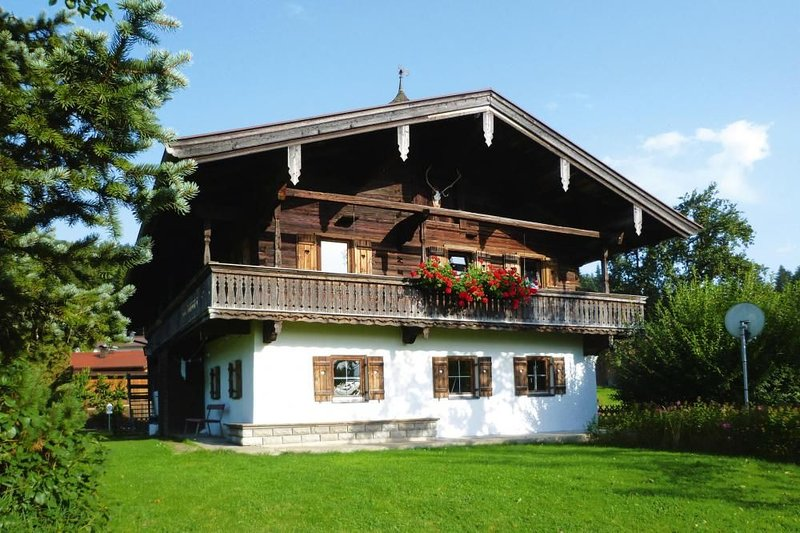 Ferienhaus Fankhaus, Kirchbichl, vacation rental in Bad Häring