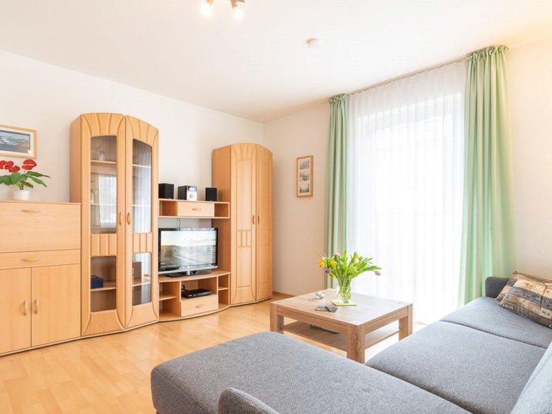Feriendomzil 'Hus Günter' - Wohnung Poseidon, holiday rental in Seebad Ahlbeck