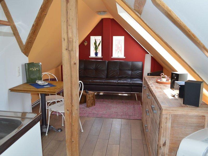 Ferienwohnung/App. für 3 Gäste mit 26m² in Warnemünde (40141), casa vacanza a Warnemünde