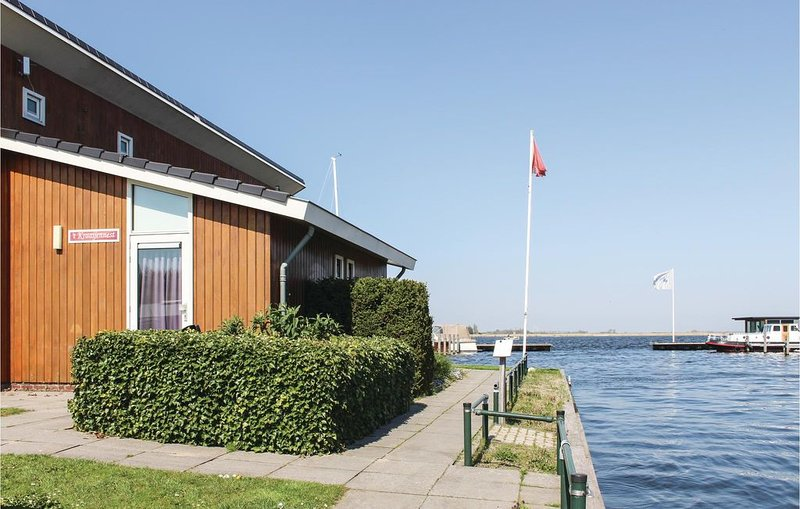 3 Zimmer Unterkunft in Uitgeest, holiday rental in Uitgeest