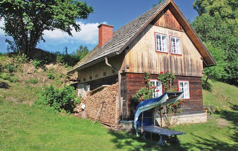 2 Zimmer Unterkunft in Bad St. Leonhard, alquiler vacacional en Kliening