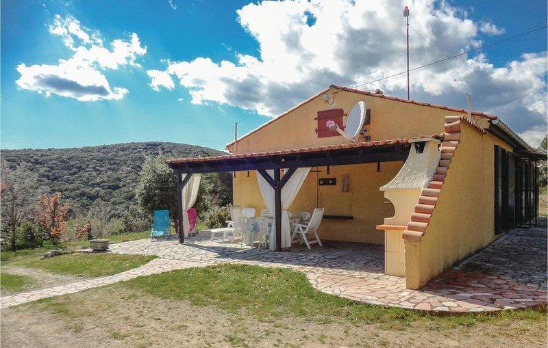2 Zimmer Unterkunft in Cabrerolles, holiday rental in Laurens