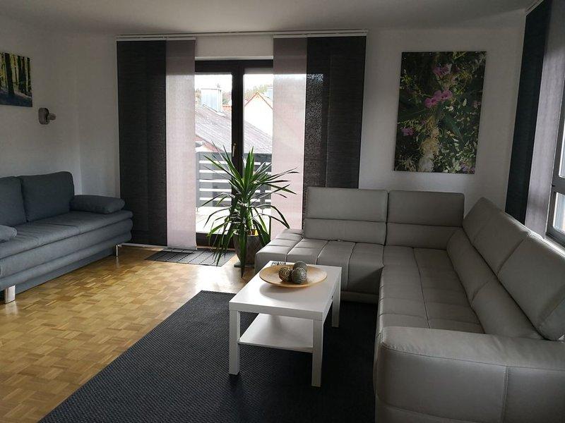 Ferienwohnung/App. für 4 Gäste mit 75m² in Schonungen (119634), holiday rental in Zeil am Main