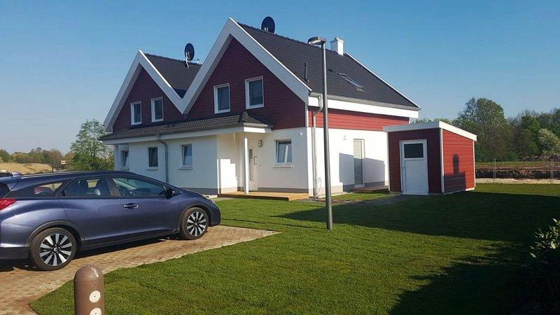 Wunderschönes Ferienhaus am Vechtesee, holiday rental in Uelsen