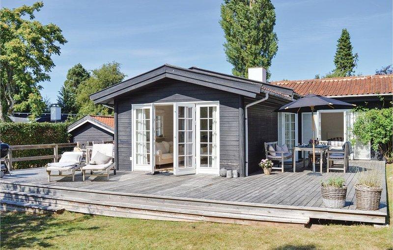 3 Zimmer Unterkunft in Hornbæk – semesterbostad i Helsingborg