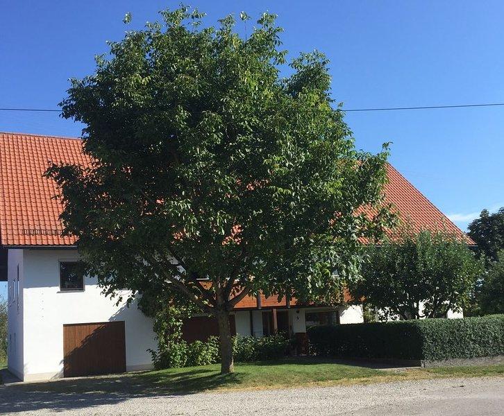 Ferienwohnung Tannheim für 1 - 5 Personen mit 3 Schlafzimmern - Ferienwohnung, casa vacanza a Aitrach