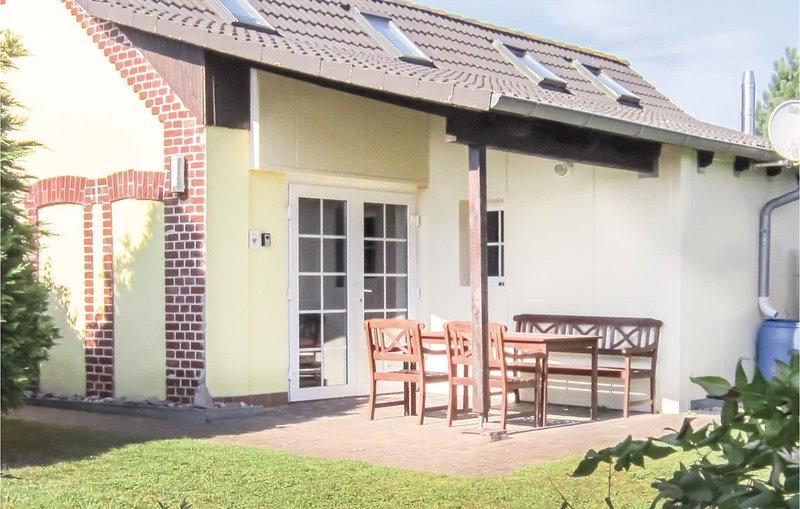 1 Zimmer Unterkunft in Sagard, vacation rental in Lohme