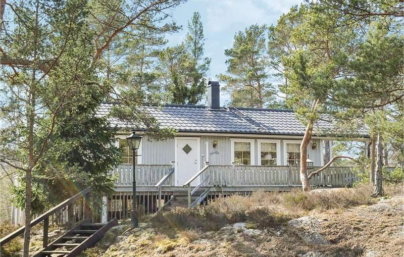 3 Zimmer Unterkunft in Djurhamn, aluguéis de temporada em Varmdo