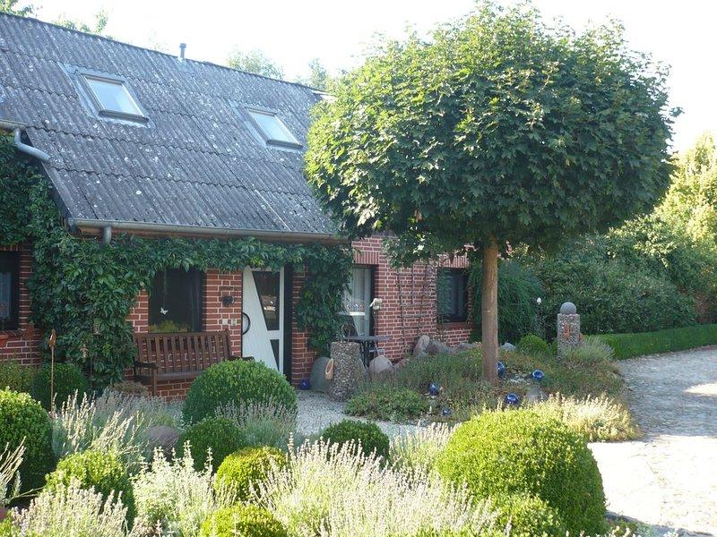 Entspannen in schöner Umgebung, holiday rental in Winterfeld