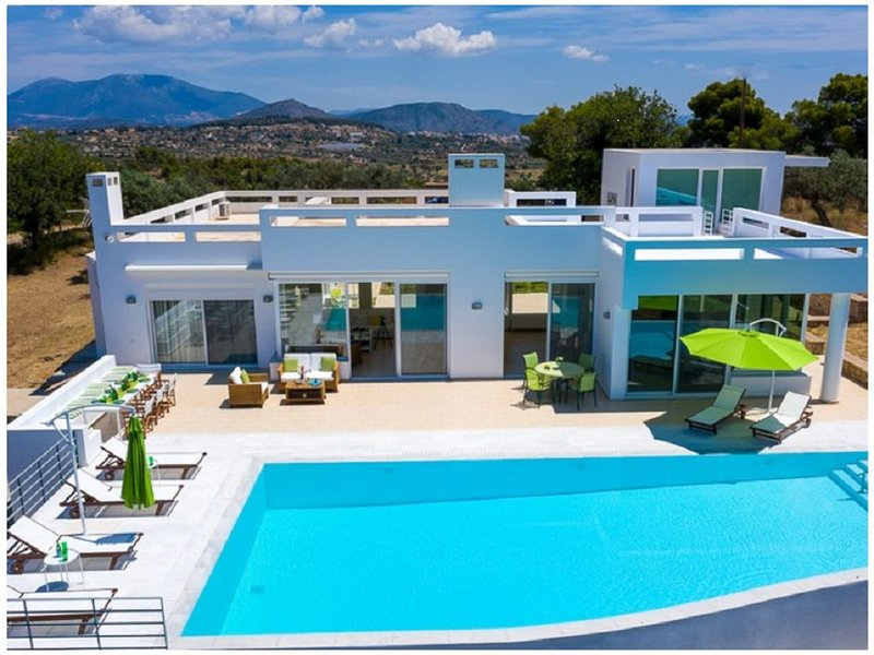 Villa Belair Porto Heli, holiday rental in Kranidi