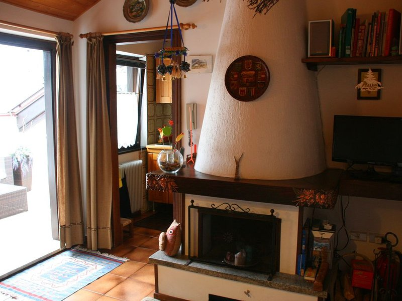 Appartamento Villaggio Veronza Residence, vakantiewoning in Tesero