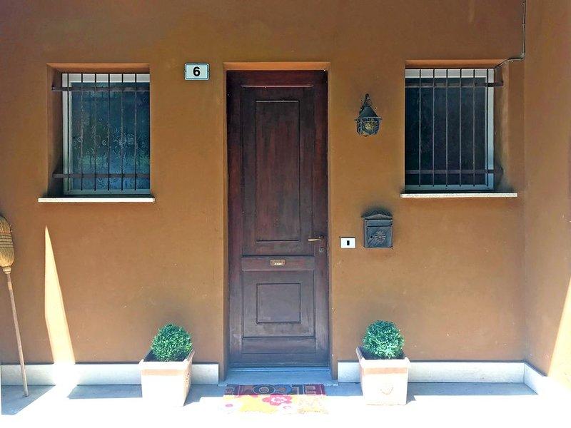 Charmante Wohnung mit wunderschönem Blick auf den Lago Maggiore, vacation rental in Sant'Abbondio