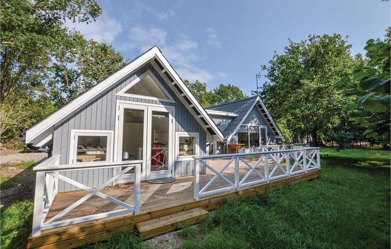 5 Zimmer Unterkunft in Rørvig, aluguéis de temporada em Jaegerspris