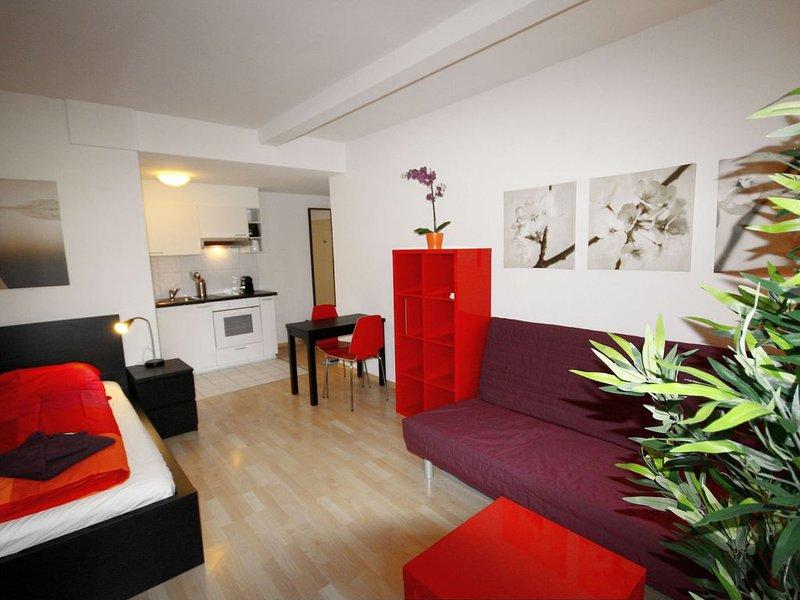 ZH Bartlett - Stauffacher HITrental Apartment, holiday rental in Zurich