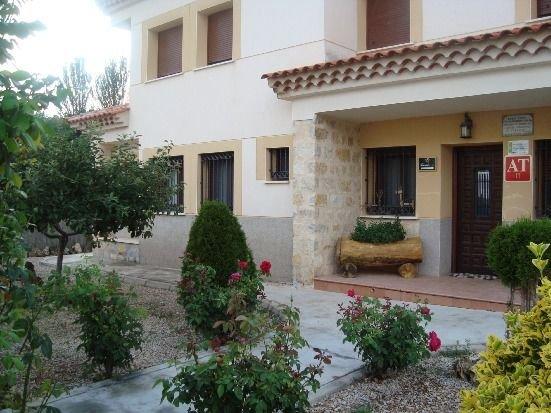 Apartamento rural Los Parrales ! 3 apartamentos para 4/5 personas cada uno!, casa vacanza a Albalate de las Nogueras