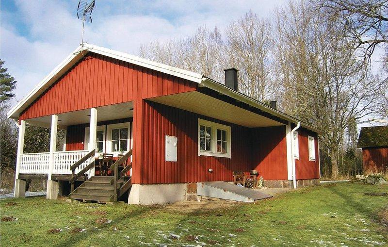 3 Zimmer Unterkunft in Agunnaryd – semesterbostad i Grimslöv