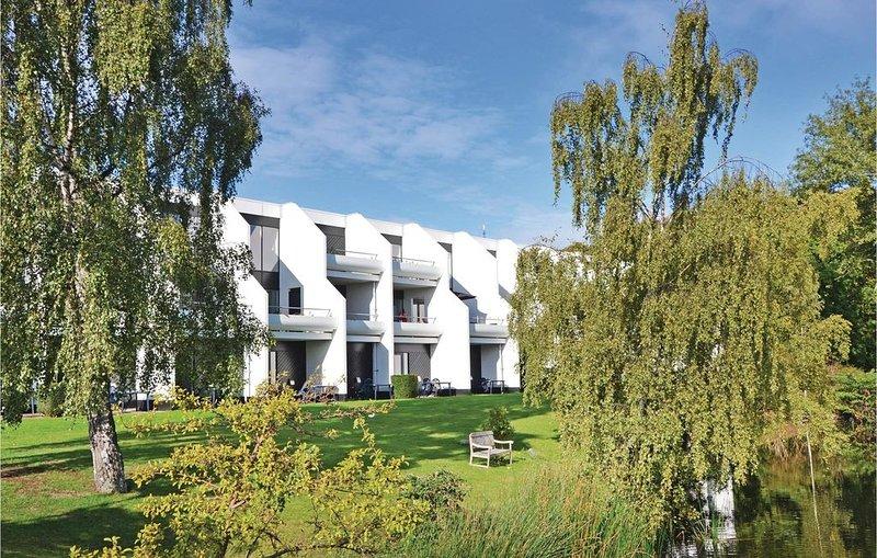 2 Zimmer Unterkunft in Helsingør – semesterbostad i Helsingborg