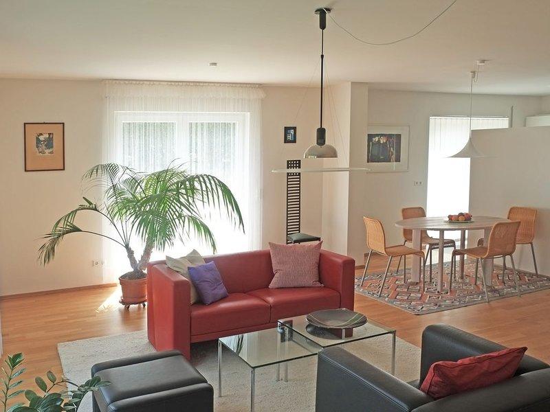 Wohlfühlen und Luxus in ruhigster Lage, Ferienwohnung in Bürchau