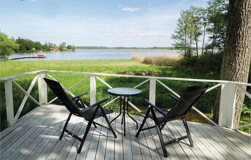 2 Zimmer Unterkunft in Strängnäs – semesterbostad i Strängnäs