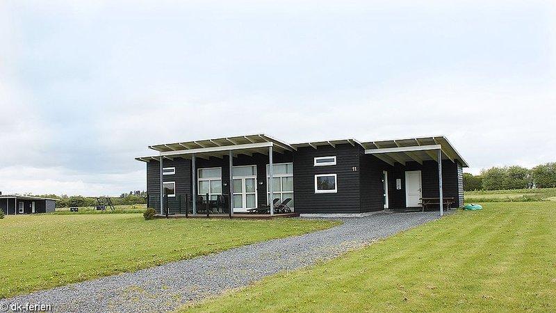 Haustierfreies Designerhaus, mit exklusiver Ausstattung samt Whirlpool und Sauna, alquiler vacacional en Helnaes