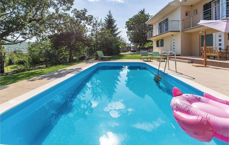 5 Zimmer Unterkunft in Cista Velika, holiday rental in Cista Provo