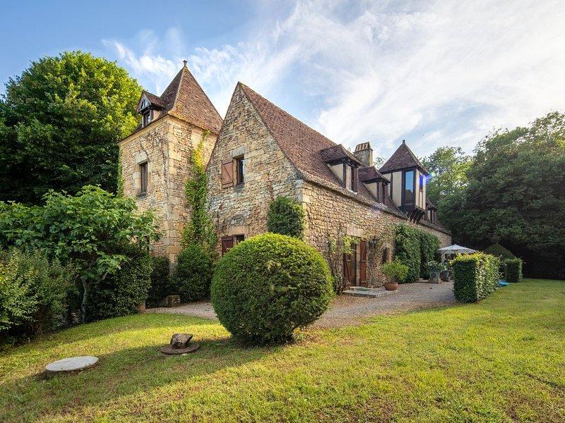 Landhaus Manoir Le Conte, casa vacanza a Saint-Cybranet