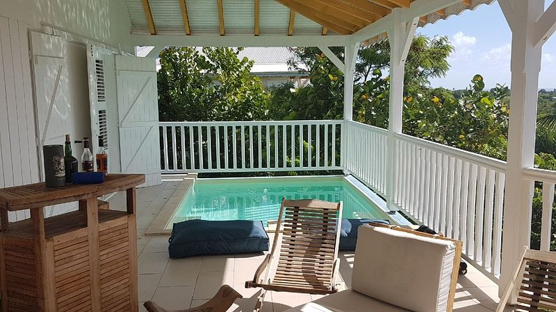 Villa Lauréal**** - 8 adultes & 2 enfants - Marie-Galante, vacation rental in Marie-Galante