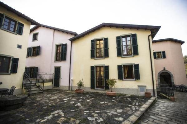 Ferienwohnung Fivizzano für 4 - 6 Personen mit 2 Schlafzimmern - Ferienwohnung, vacation rental in Fivizzano