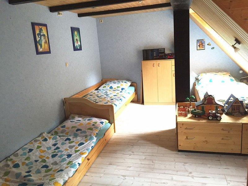 Ferienwohnung/App. für 5 Gäste mit 55m² in Ivenack (65332), aluguéis de temporada em Neubrandenburg